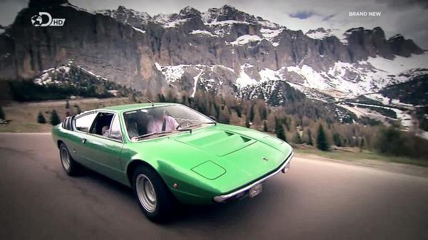 1972 Lamborghini Urraco Wheeler Dealers series 10