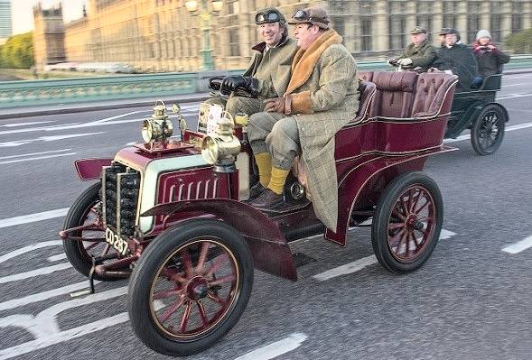 Wheeler Dealers 1903 Darracq 100th car