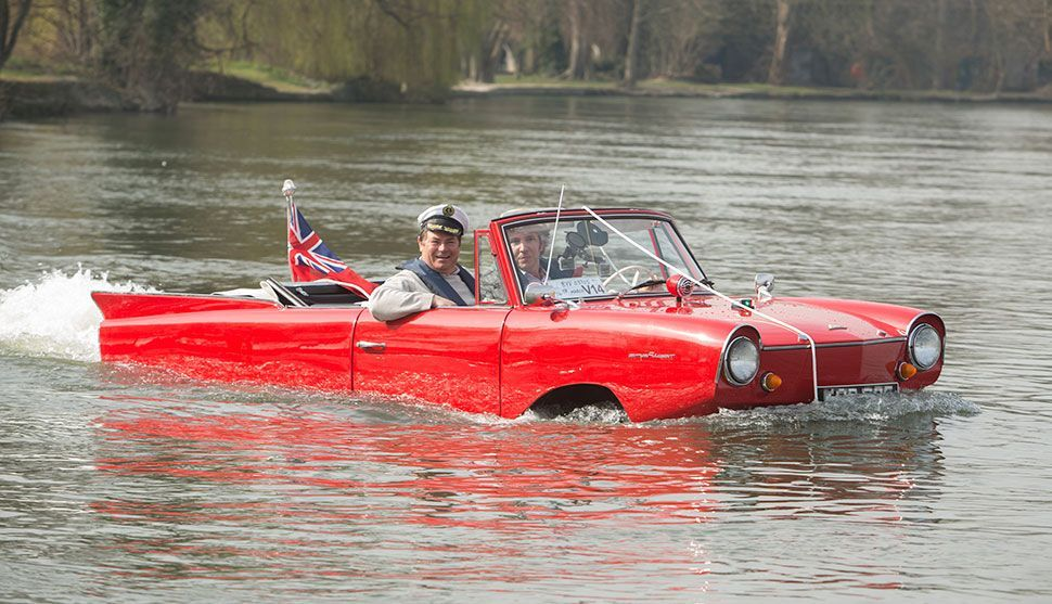 Wheeler dealers s11 amphicar