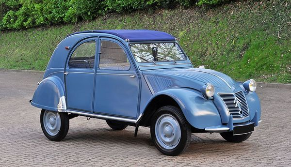 Wheeler dealers s11 citroen-2cv