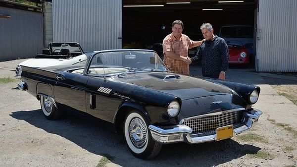 Wheeler dealers s11 ford-thunderbird