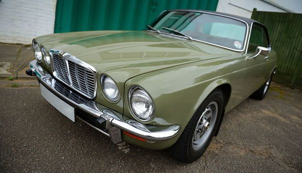 Wheeler dealers s11 jaguar-xjc