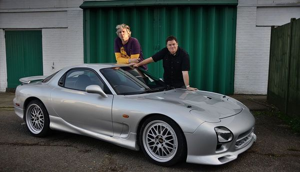 Wheeler dealers s11 mazda-rx7