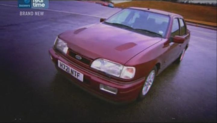 Wheeler dealers Ford Sierra Sapphire RS Cosworth