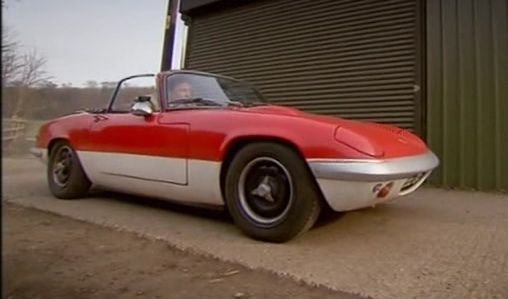 Wheeler dealers Lotus Elan S3