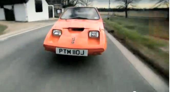 Wheeler dealers Bond Bug