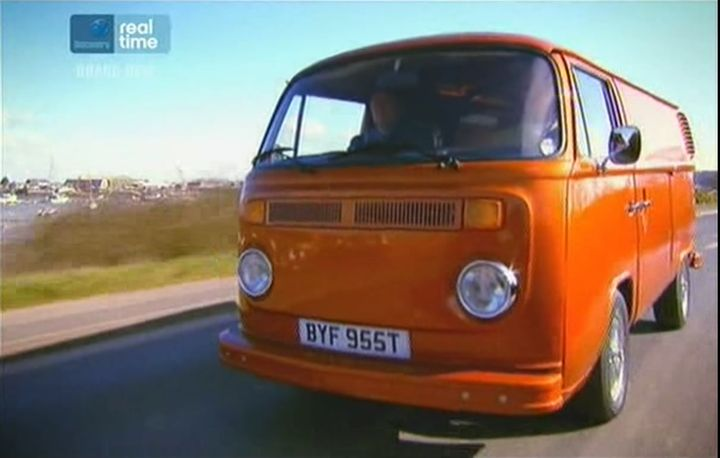 Wheeler dealers Volkswagen Type 2 T2