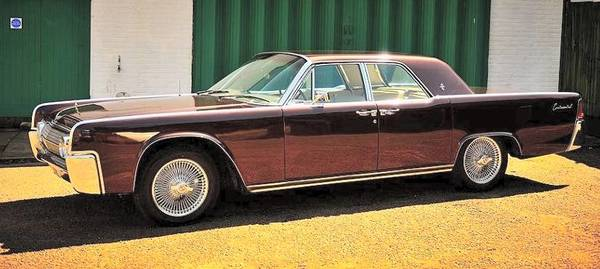 wheeler dealers series 11 1963 Lincoln Continental