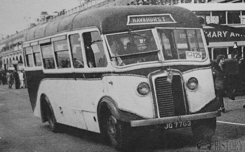 Commer PNF4 history