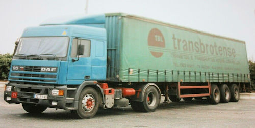 DAF 95 Lorry