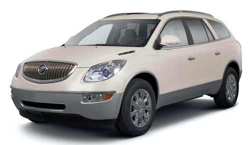 Buick Enclave First generation