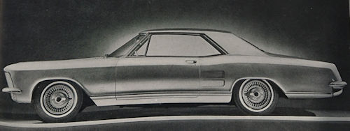 Buick Riviera First generation 1963