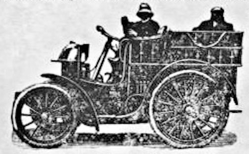 Snoeck Automotive manufacturer Belgium From 1899 to 1902.