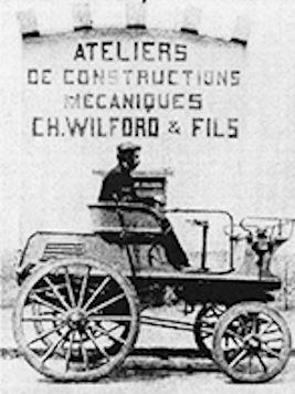 Ateliers de Constructions Mécaniques Ch. Wilford et Fils  Automotive manufacturer of Belgium From 1897 to 1901.
