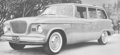 Studebaker-Packard Corporation history