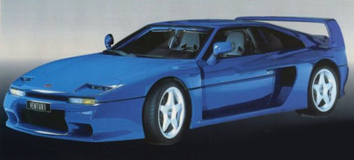 Venturi 400 GT specifications