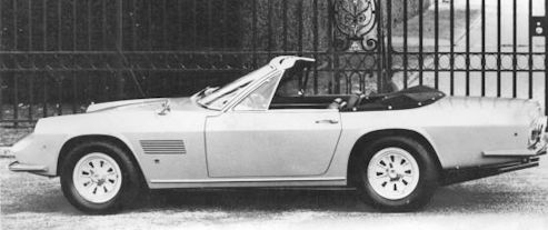 Monteverdi High Speed Convertible