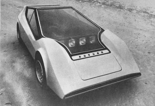 Gem Futura (Fellpoint Limited)  Kit Car manufacturer of Buckinghamshire;Great Britain from 1971.
