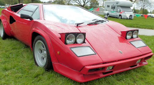 Masterco Engineering  Countach Car manufacturer of Bolton , Greater Manchester,Great Britain from 1991 to 1993.