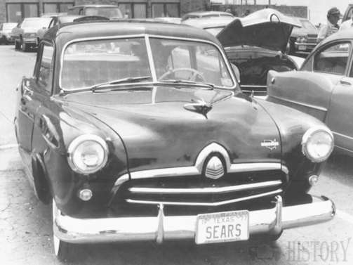 Henry J (Kaiser-Frazer Corporation) Automotive manufacturer of United States of America from 1950 to 1954.