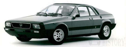 Lancia Montecarlo Vehicle technical details car range and history