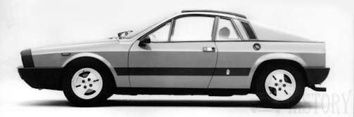 Lancia Montecarlo car range and history