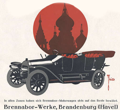 cars Germany From 1903 to 1933.