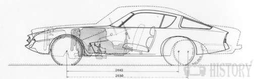 Technical Specifications Fiat 2300 ,2300 S Coupe