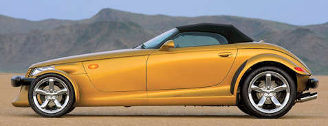 Plymouth Prowler Specification from 1997 to 2002