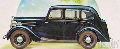 Wolseley cars