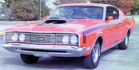 Mercury Cyclone (1967-1971)