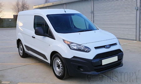 Ford Transit Connect Second generation