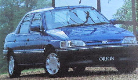 Ford Orion 2nd generation