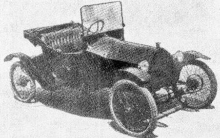 Billiken (Milwaukee Cycle Car Company)  Automotive manufacturer of Milwaukee , Wisconsin United States from 1914