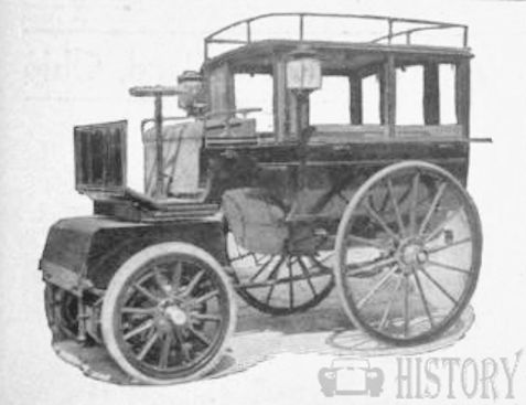 Cantono Electric Tractor Company  Automotive manufacturer of Marion, New Jersey.United States from 1904 to 1907.