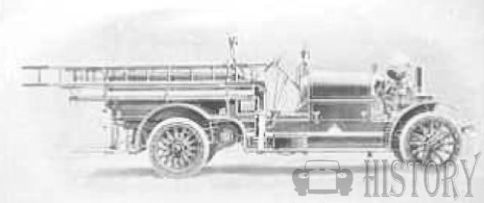 Ahrens-Fox Fire Engine Company Automotive manufacturer of Cincinnati , Ohio United States from 1910 to 1977.