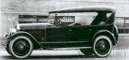 Flint Motor Company Automotive manufacturer of Flint , Michigan United States from 1923 to 1927