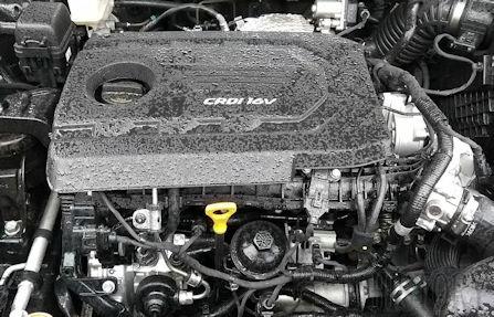 Kia Engines Hyundai Kia U2 Engine 2008