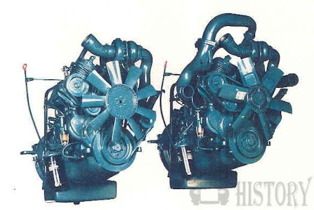 Mercedes-Benz OM 300 series Diesel engines