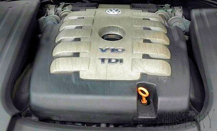 VW Audi Engines - VW V10 TDI EA188 engine (2002-2006)