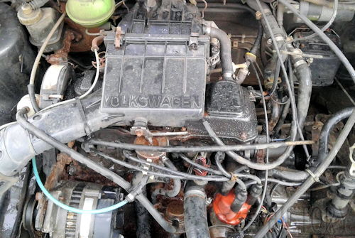 Volkswagen EA827 1.6 Engine