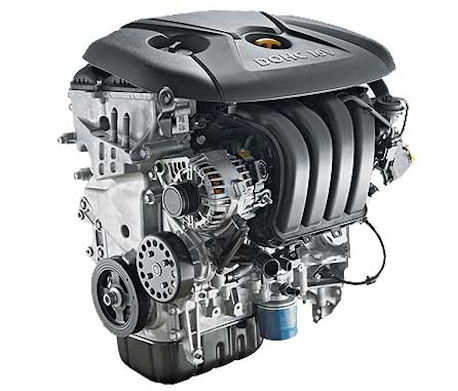Kia Engines - Hyundai KIA Nu G4N engine (2010-)