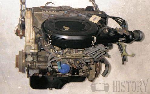 Honda Engines Honda D13 Engine 1988 2002