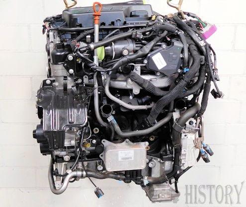 Mercedes engines - Mercedes OM 622 626 engine (2014-2018)