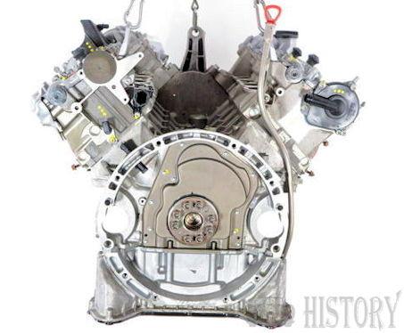 Mercedes engines - Mercedes M 273 V8 engine (2005-)