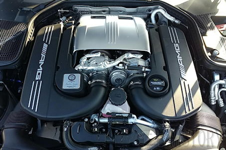 Mercedes-Benz M 176 / M 177 / M 178 V8 engine