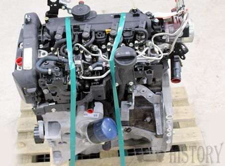 Mercedes-Benz OM 607 diesel engine
