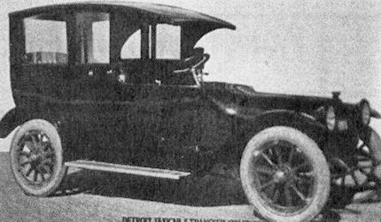 Automotive manufacturer of Detroit , Michigan.United States from 1914 to 1915.