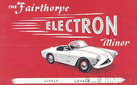 Fairthorpe Electron Minor car history