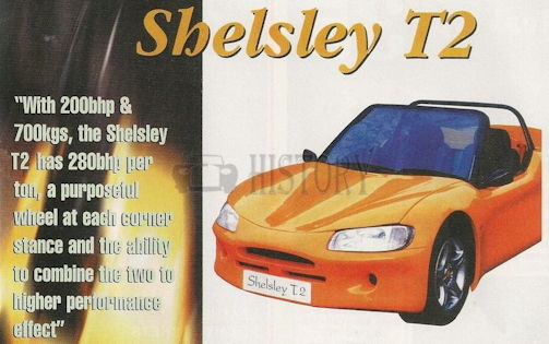Kit Car manufacturer of Abberley , Worcestershire.Great Britain from 2000 to 2005.